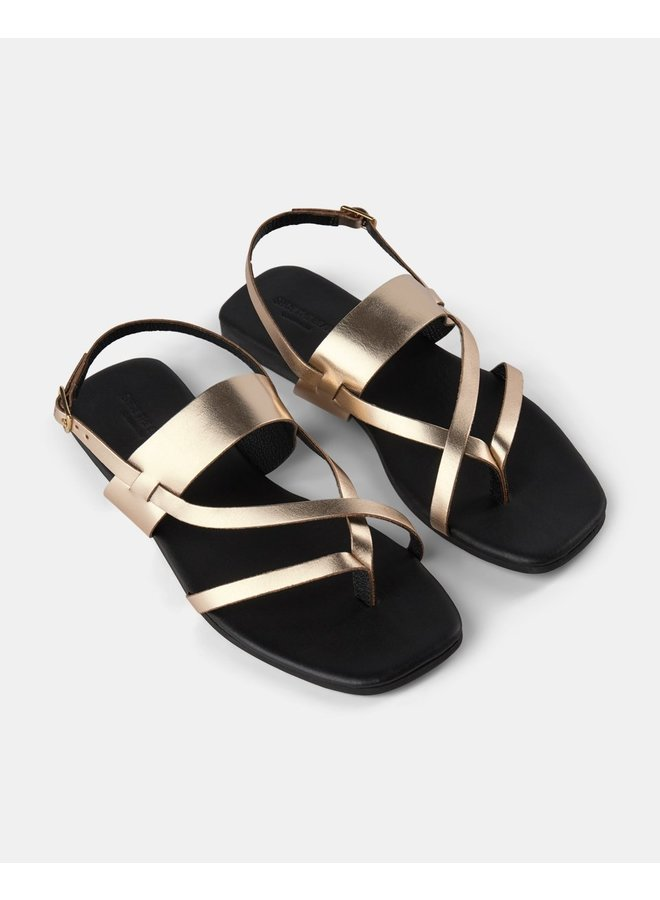 Tao Gladiator Sandal - Gold