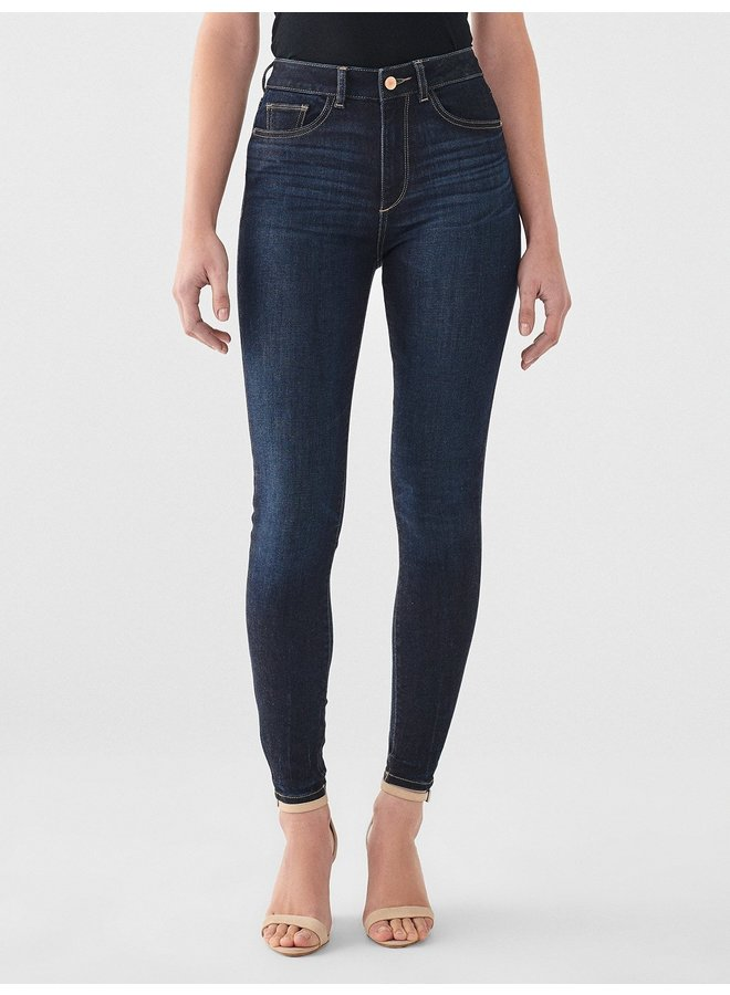 Farrow High Rise Ankle Skinny