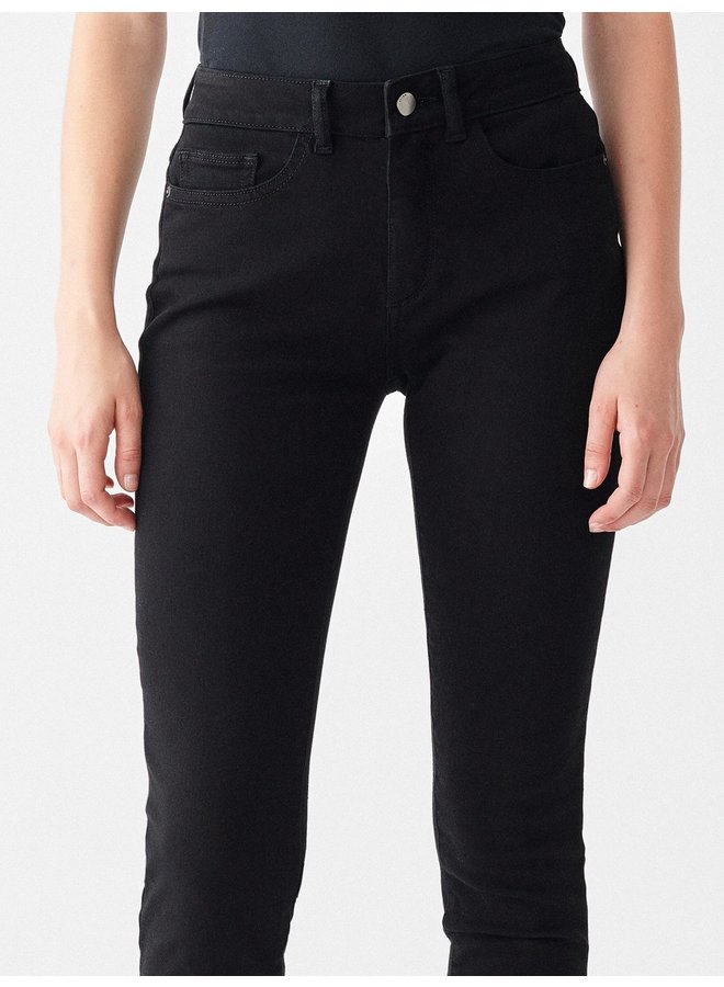 Florence Mid Rise Ankle Skinny - Hopper