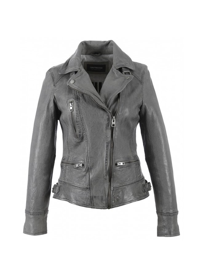 Video Leather Jacket