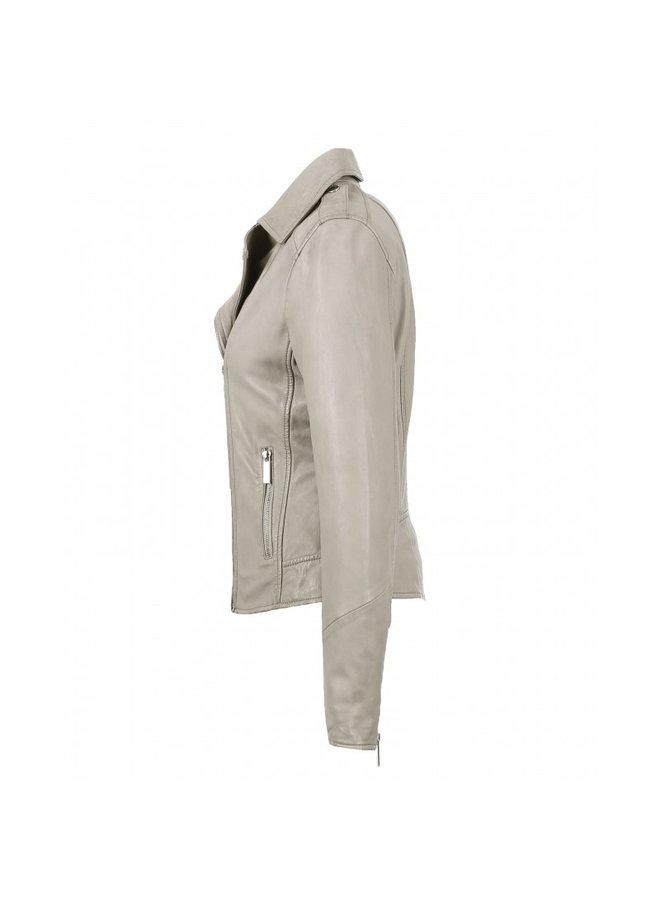 Cuir Mouton Miami coat