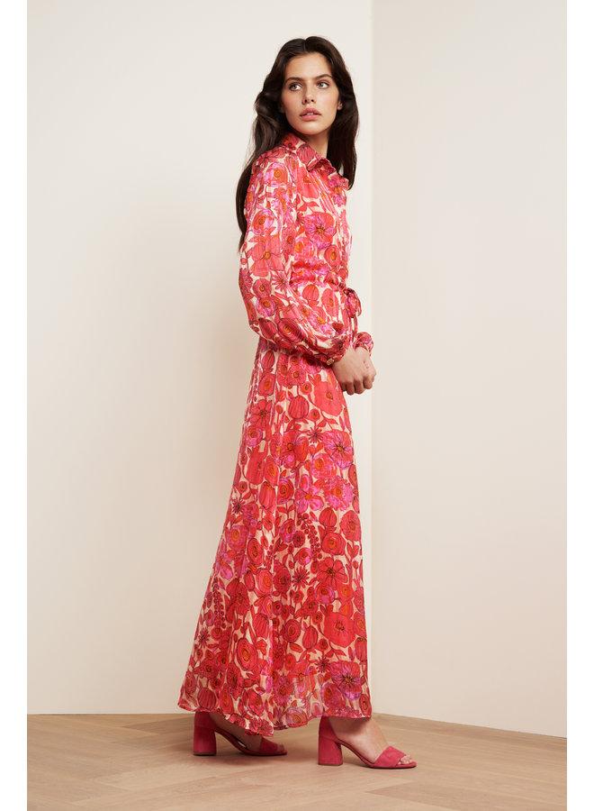 Frida Long Dress