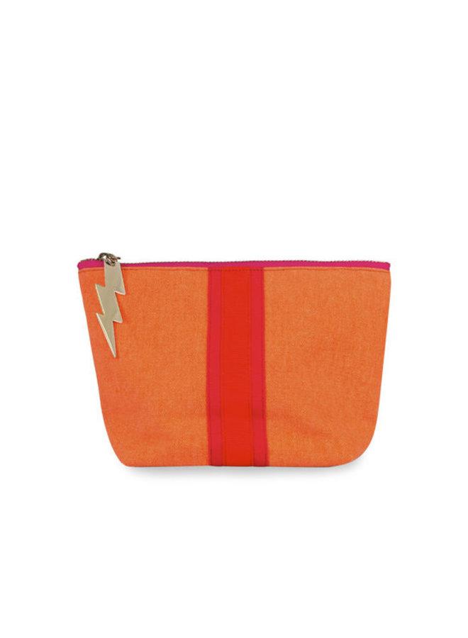 Small Fluor stripe bag