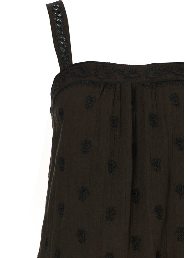 Cody Embroidered Sundress
