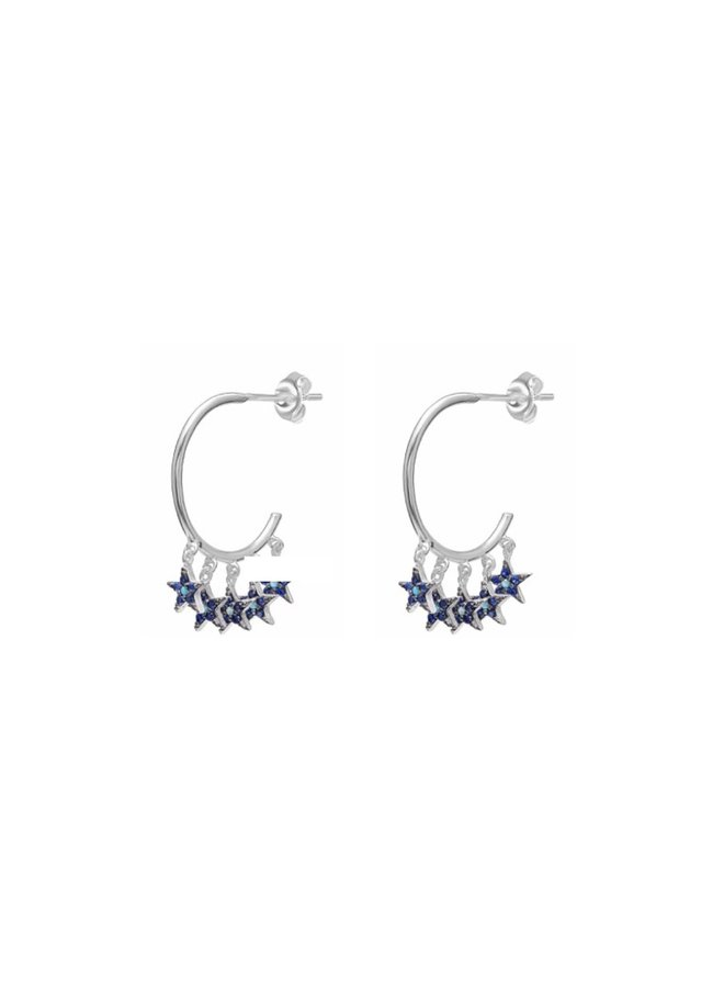 Stenberg Star Earrings