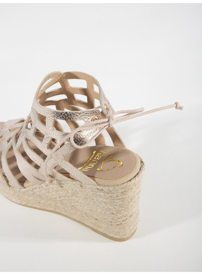 Ines20 Sandals - Champagne