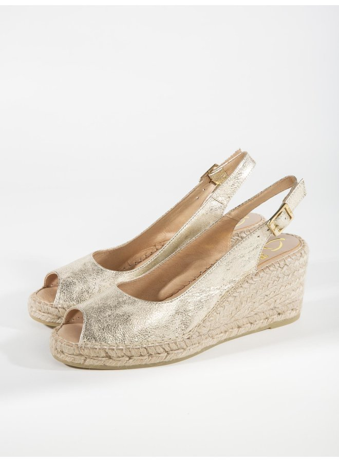 Ania20 Sandals - Carrara/Gold