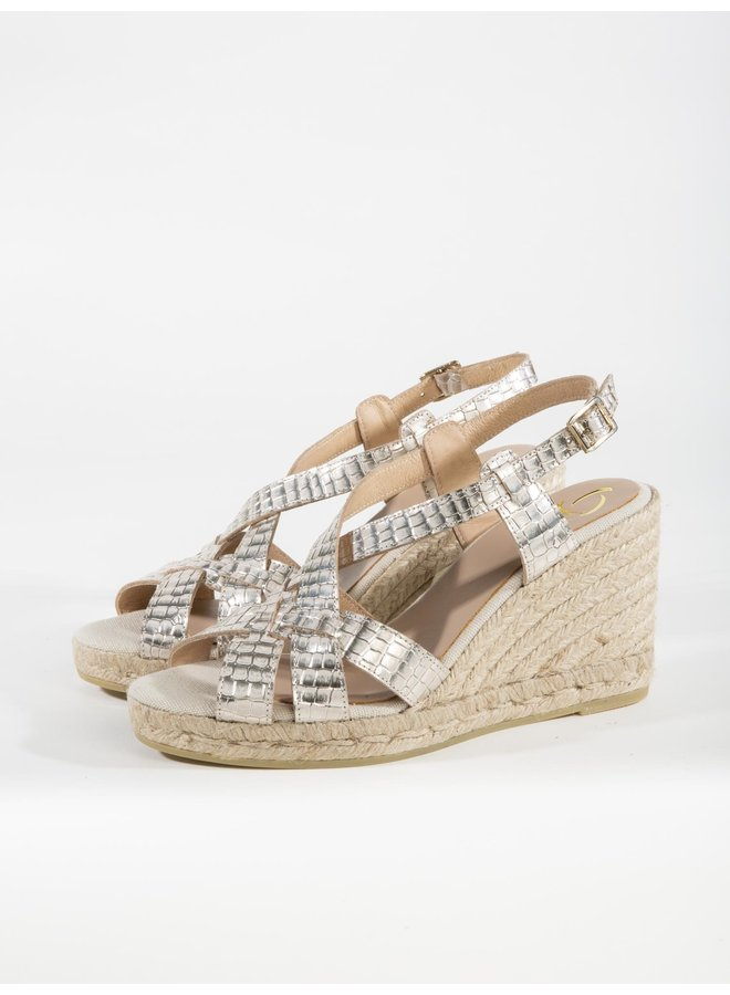 Siena Sandals - Ivory