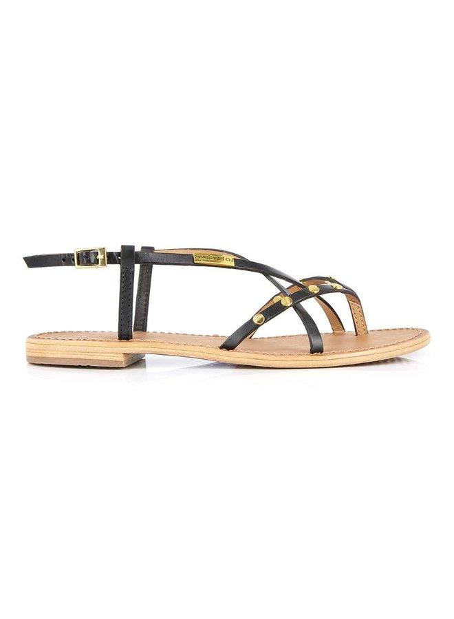 Monaclou Sandal - Black