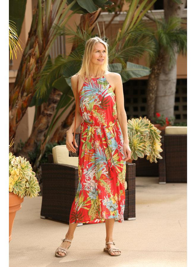 Malibu Dress - Red