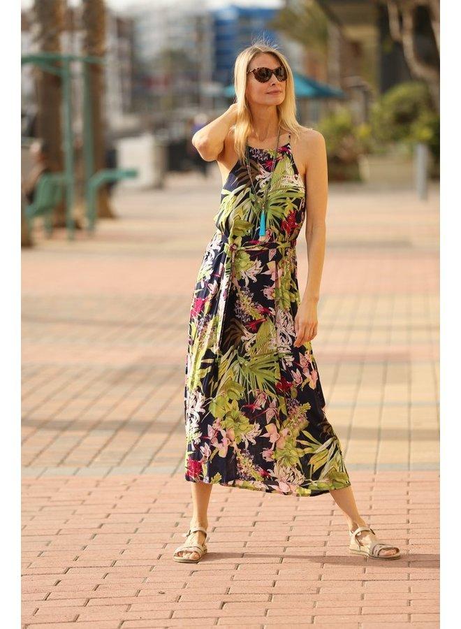 Malibu Dress - Navy