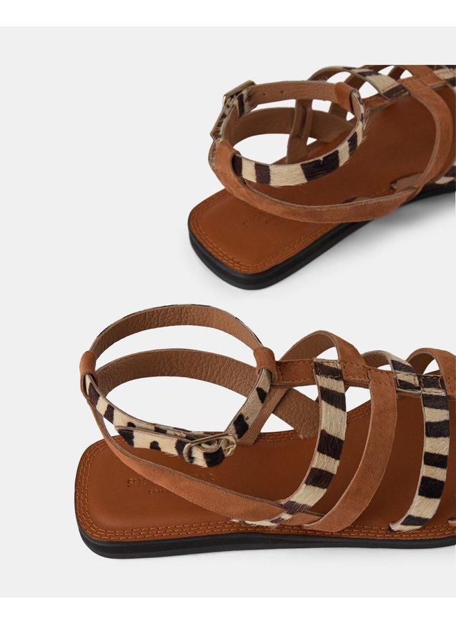 Tao Gladiator sandal - Tan