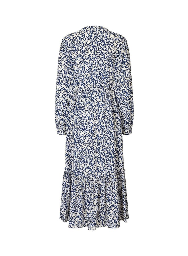 Anastacia Dress - Flower print