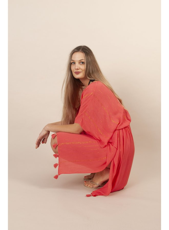 Lizzie Kaftan Dress