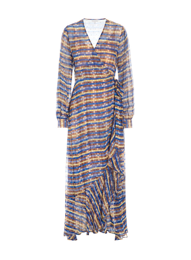Vivian NS Dress - Pantile
