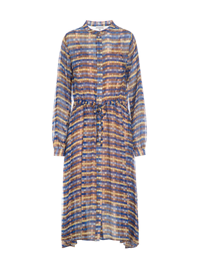 Marly NS Dress - Pantile