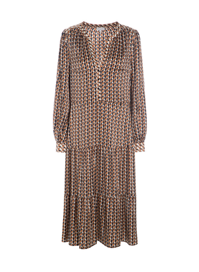 Cathrin Dress - Vector Wood