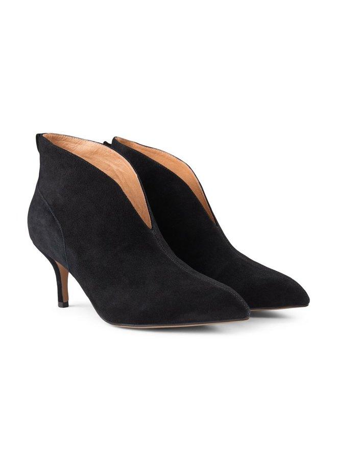 Valentine Low Cut Boot - Black