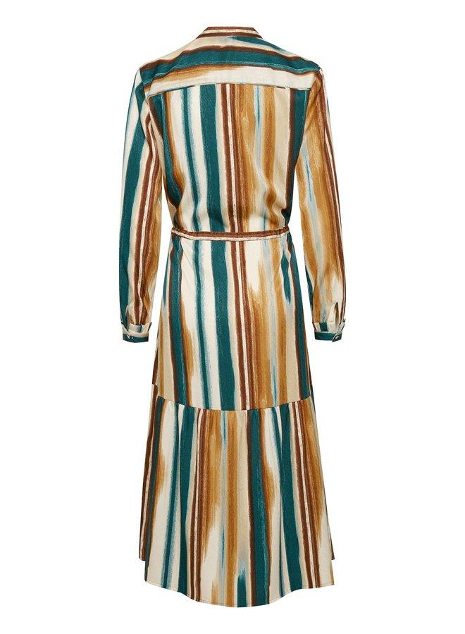 Moira Dress - June Bug Paisley