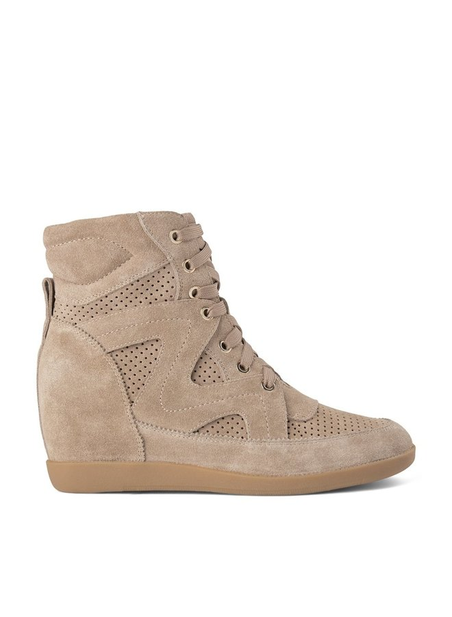 Emmy Boot - Taupe