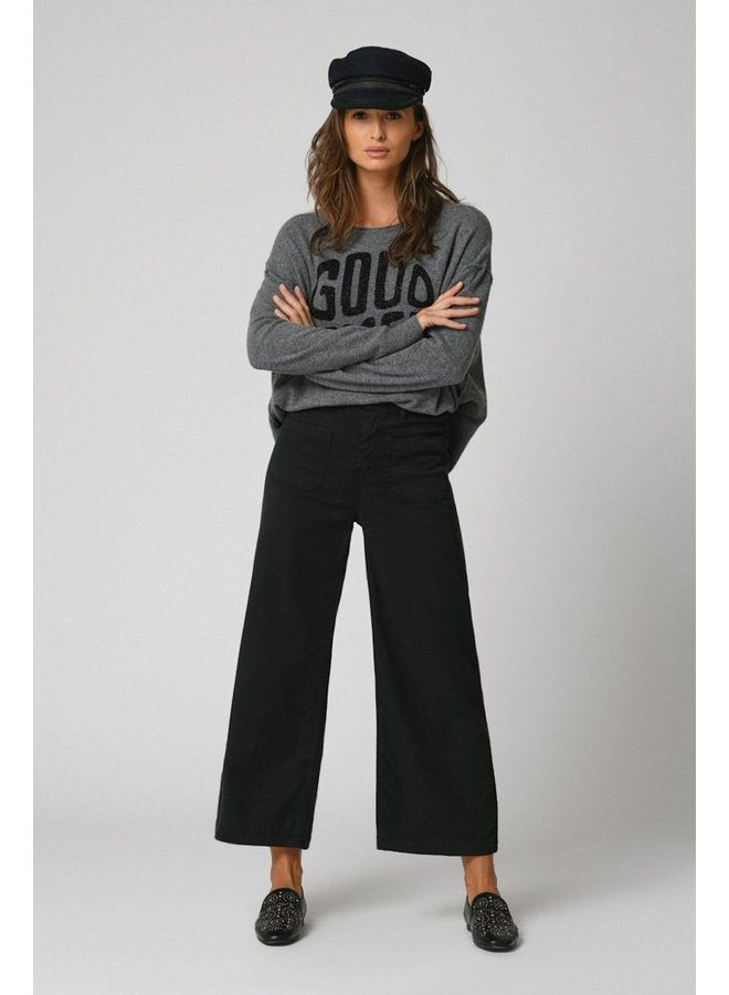 Lucia trousers - Black