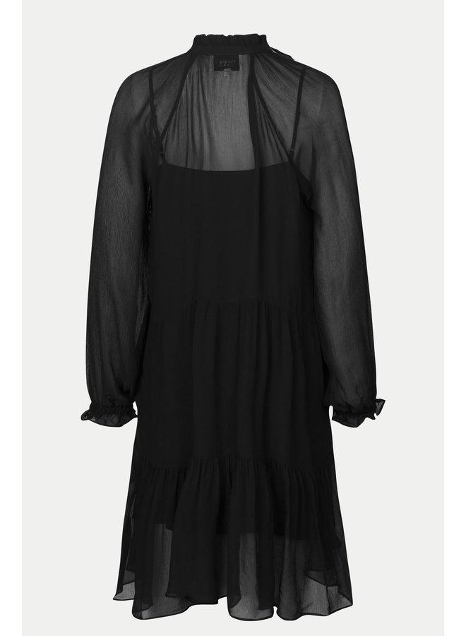 Tul dress - Black