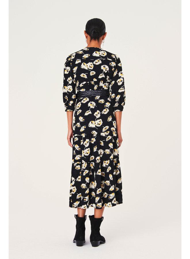 Ullia Dress - Black