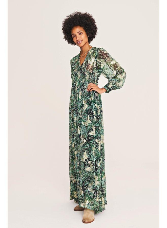 Quartz Dress - Green