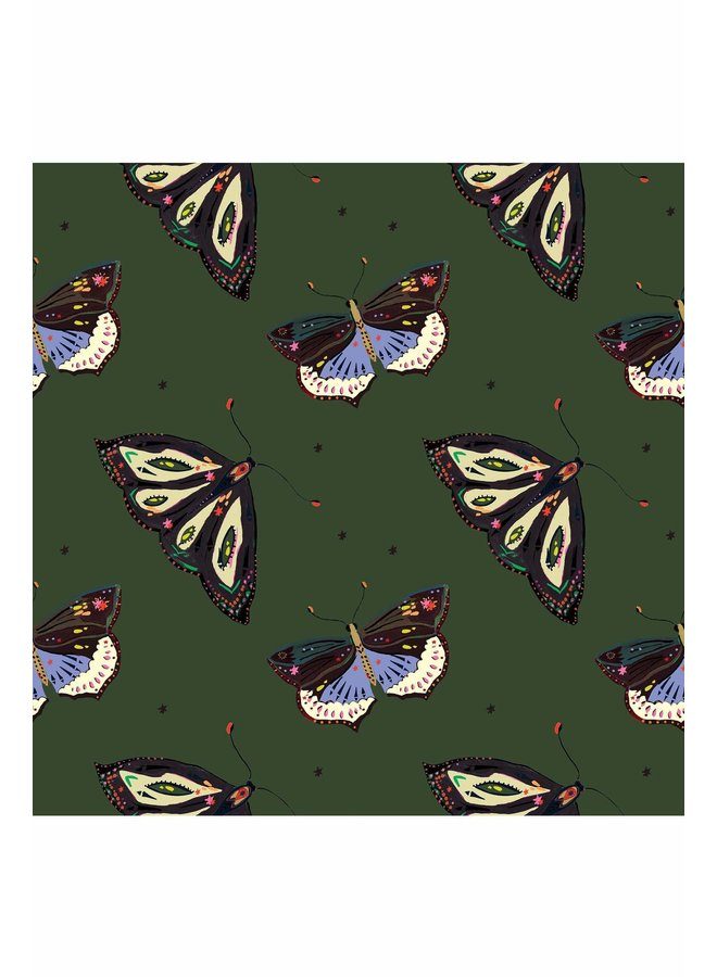 Butterfly Dances Dress