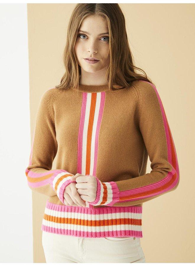 Lorene Knit - Camel