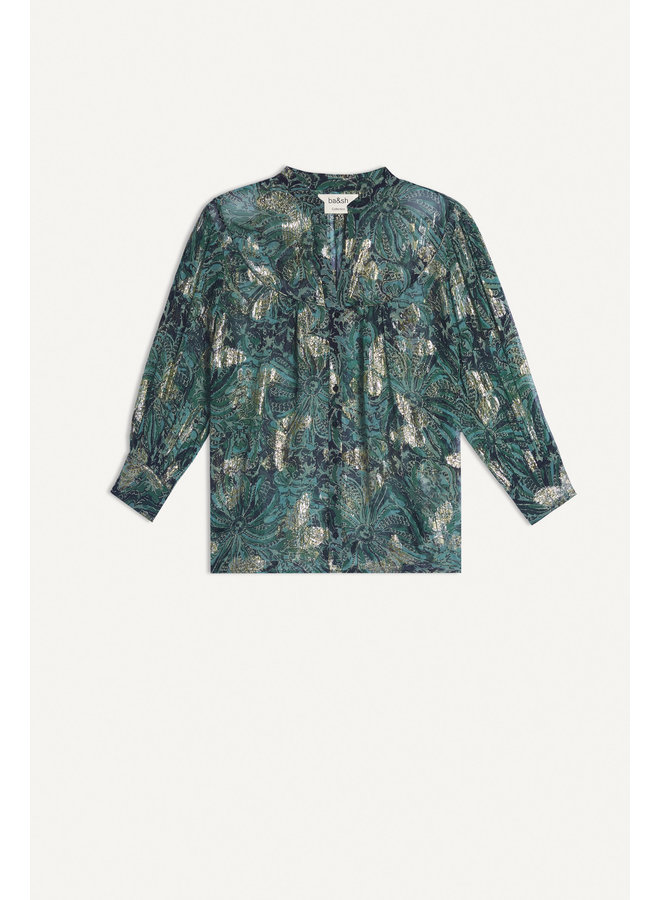 Quincy Blouse - Green