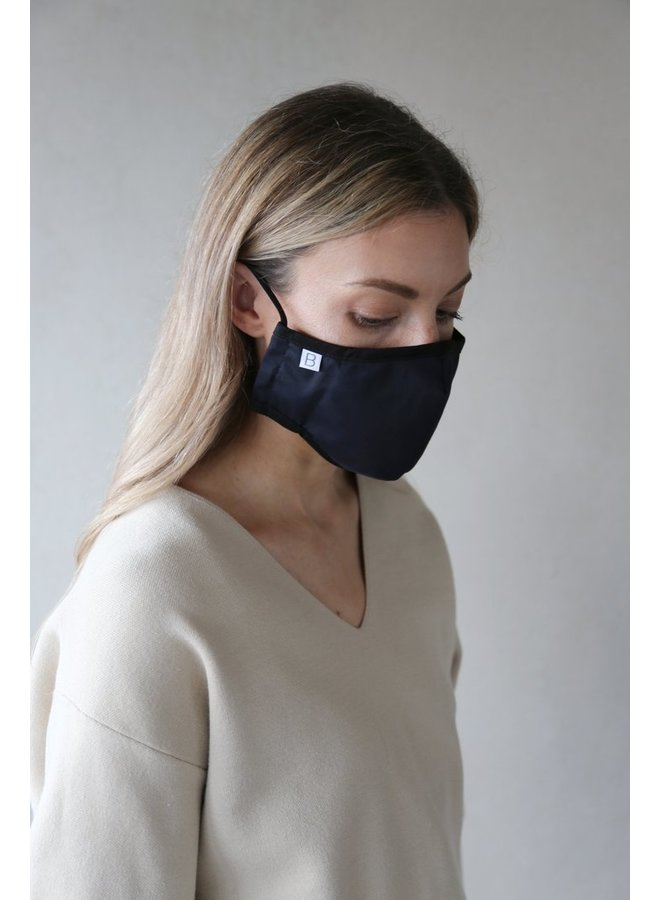 Breathe Face Mask - Navy