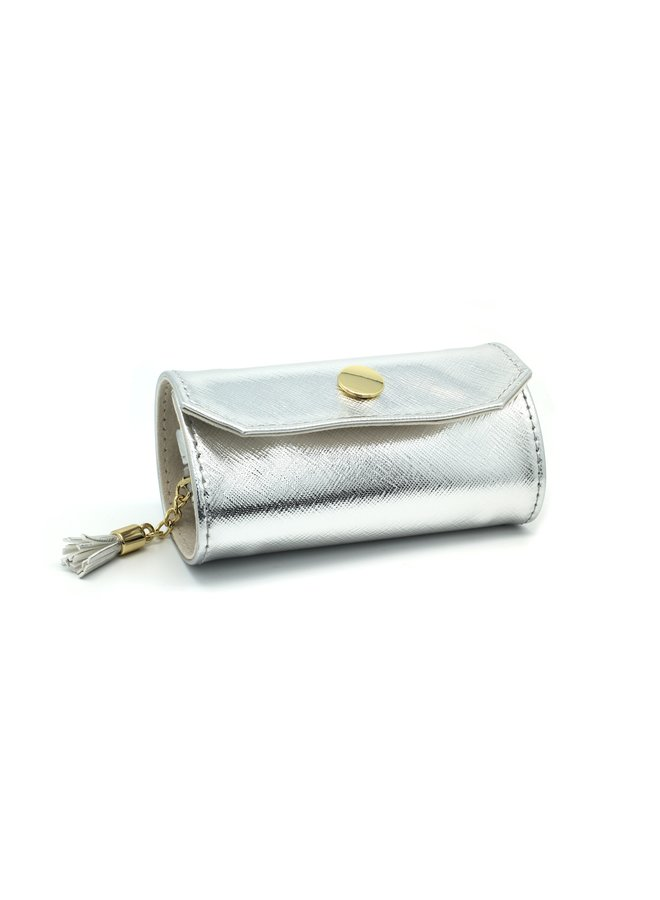 Mortella Silver Jewellery Roll
