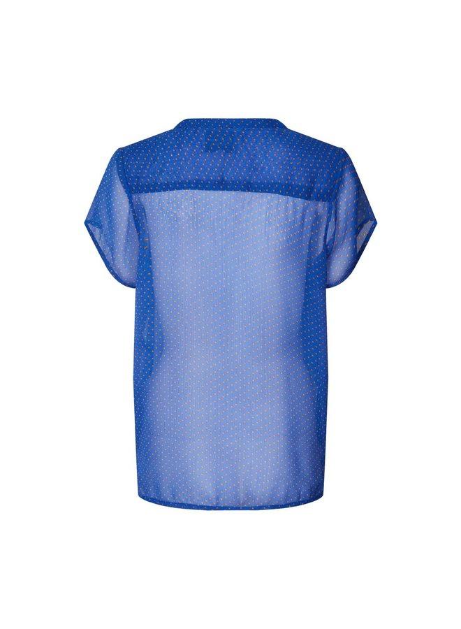 Heather Shirt - Blue
