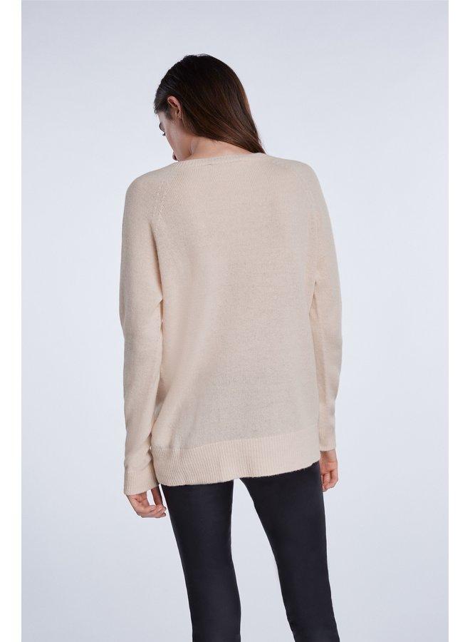 Cuddle sweater - Safari