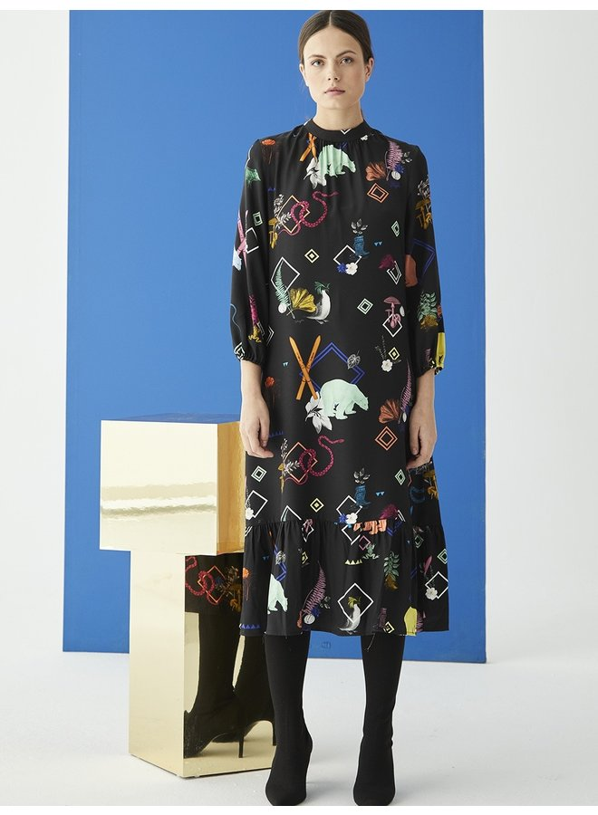 Luna Dress - Quirky