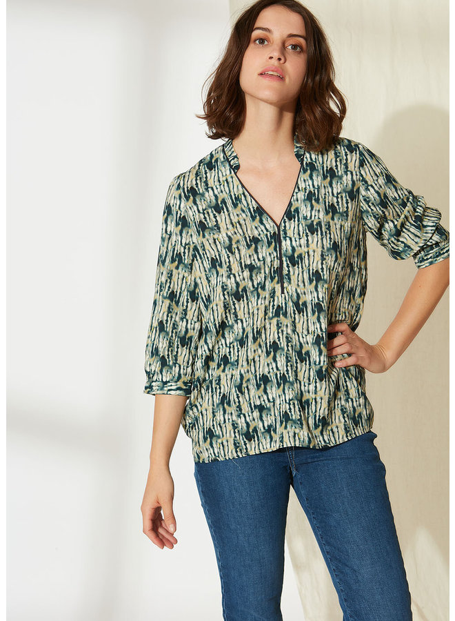 Tomeland Top - Turquoise