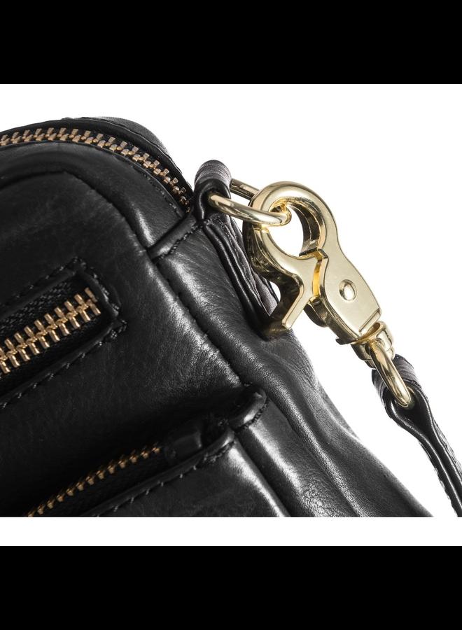 Mini Zip Bag - Black