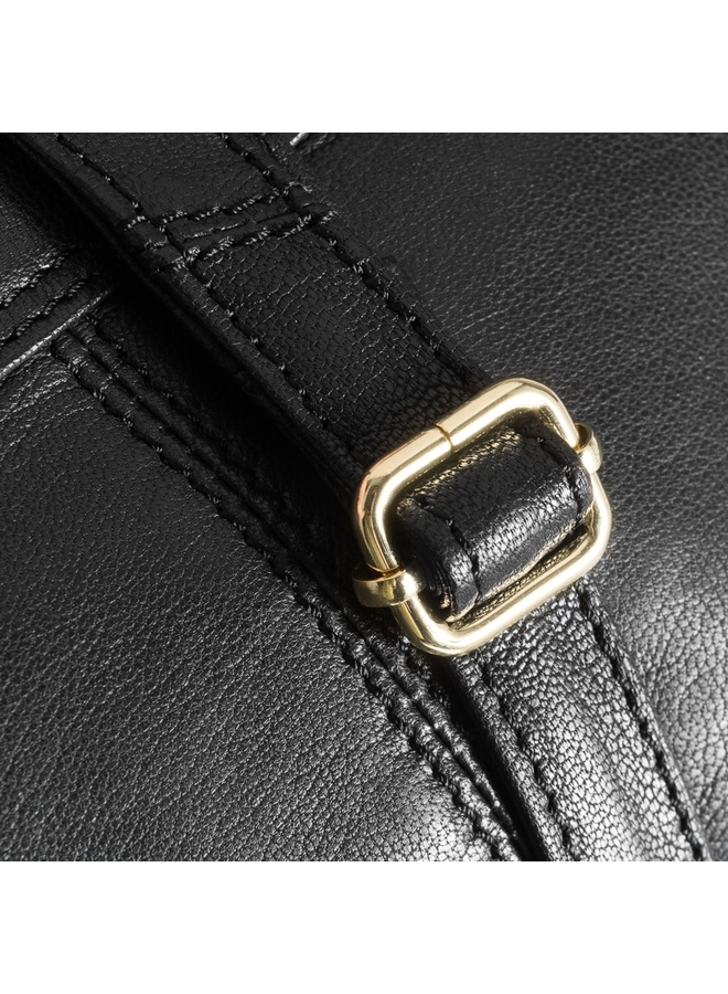Small Studded Bag - Gold