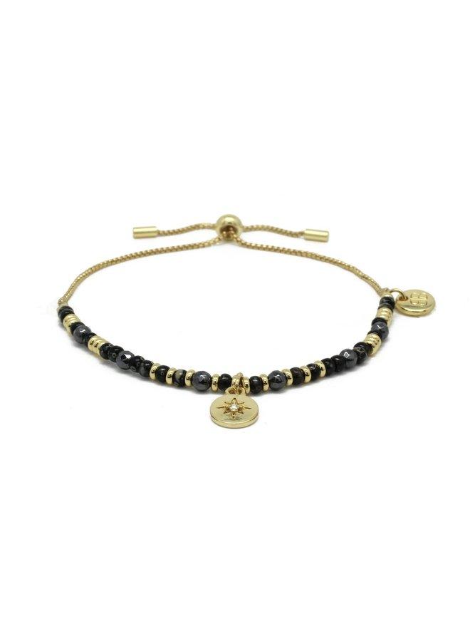 SLPTHBLK Apinti Bracelet -Black