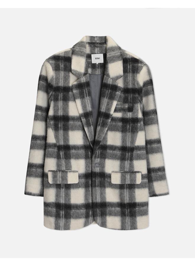 Valentin Jacket - Grey Check