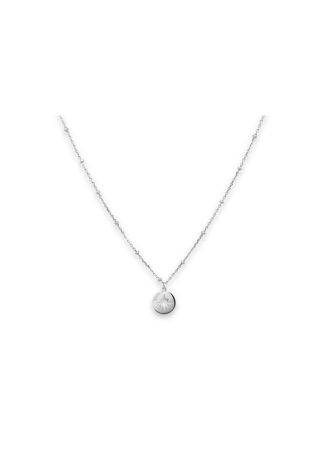 Vermouth Necklace - Silver