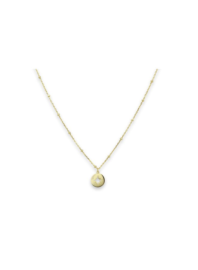 Vermouth Necklace - Gold