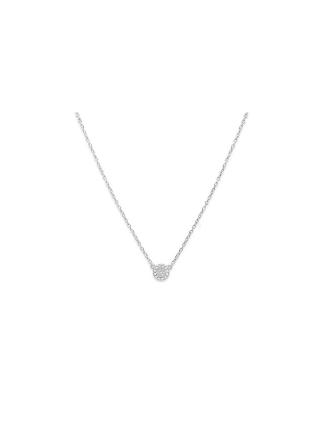 Marnier Necklace - Clear