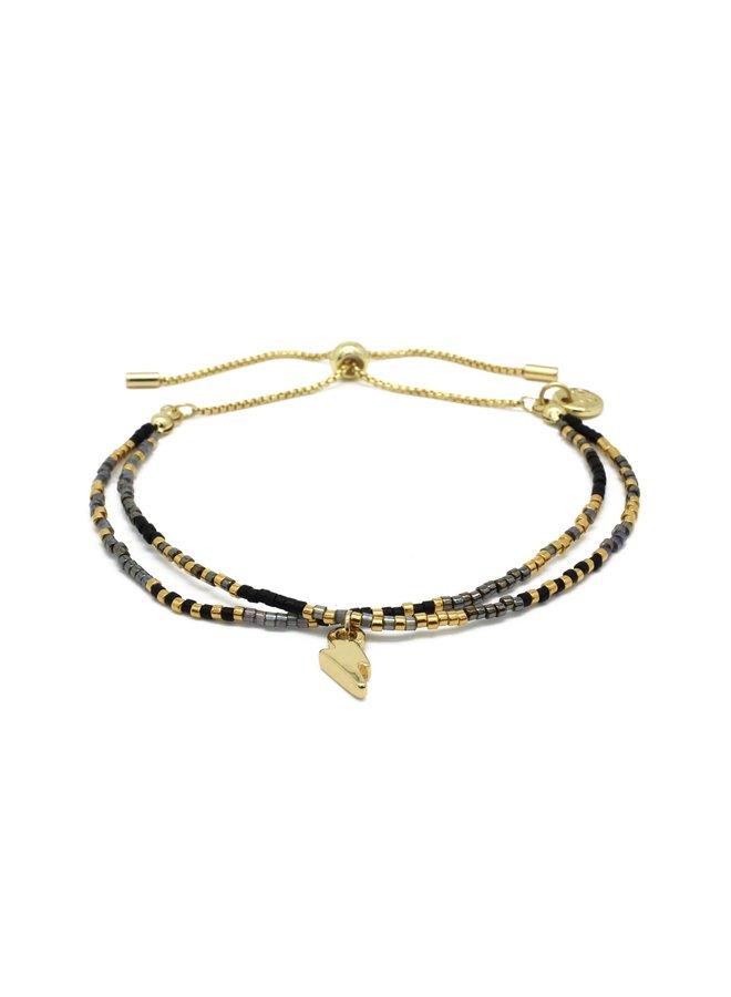 Clarinet Bracelet - Black