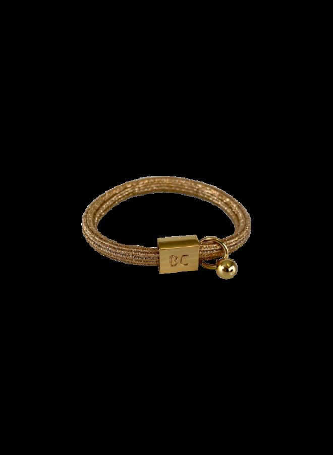 Poppy Hairband - Gold
