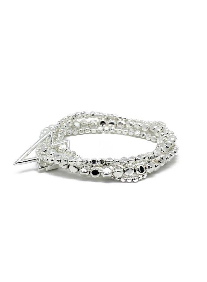 Whistle Bracelet - Silver