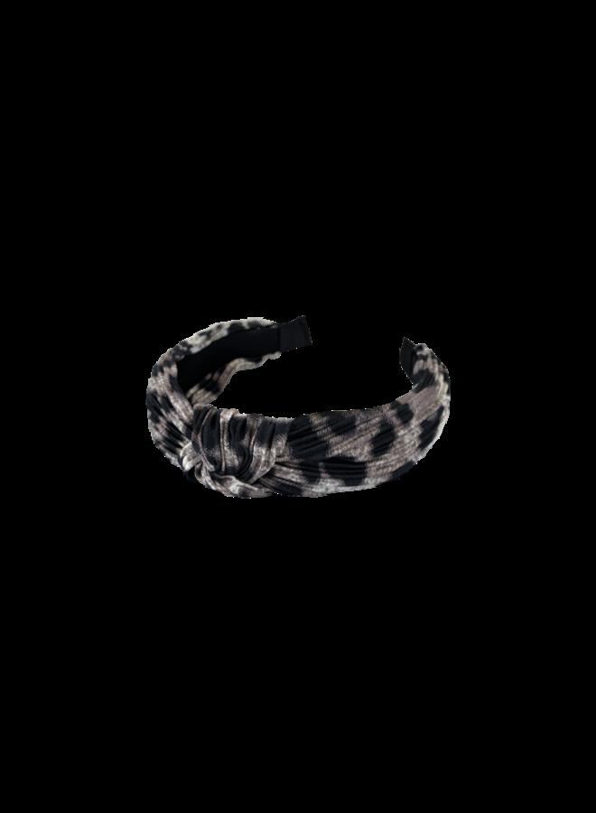 Naja Leo Headband - Grey