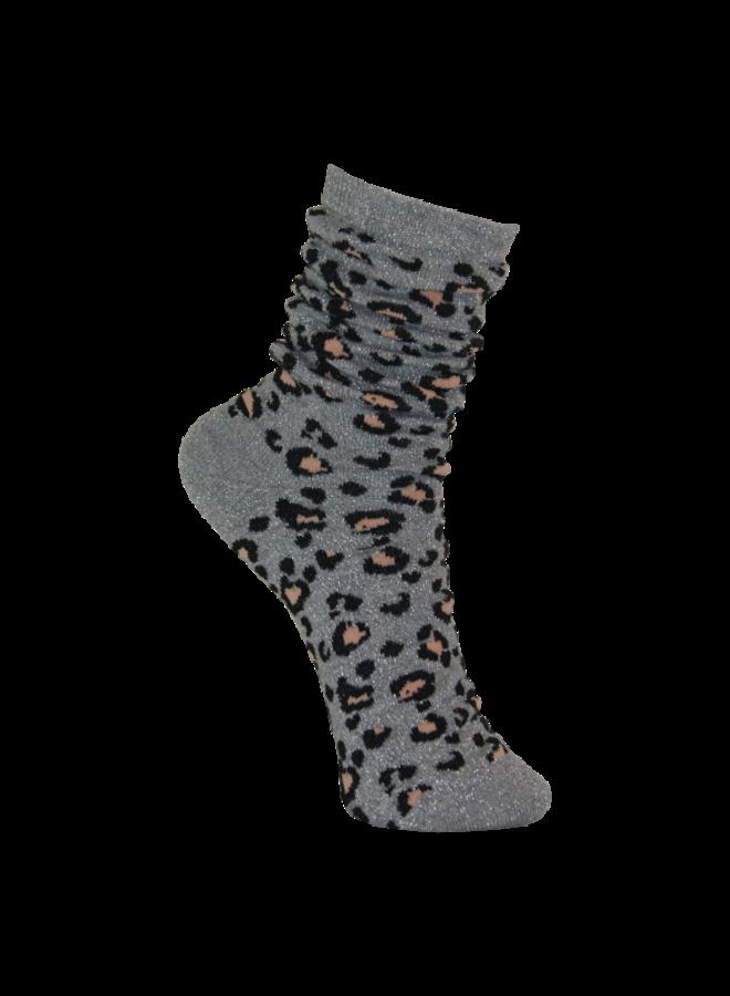 Animal Sock - Grey