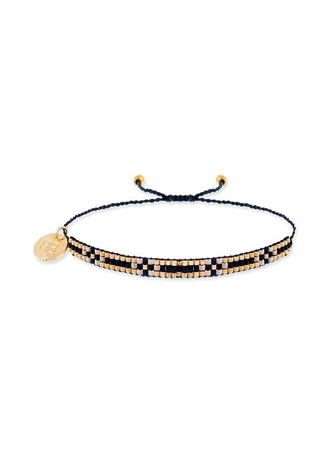 Bossa Nova bracelet - Black